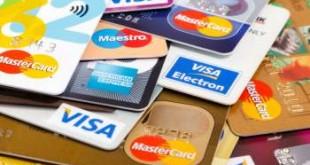 mokėjimo kortelės