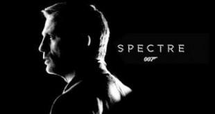 Džeimsas Bondas Spectre anonsas