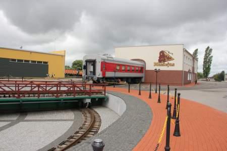 Šiaulių geležinkelių muziejus